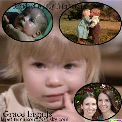 Grace Ingalls/ Wendi ET Brenda Turnbaugh