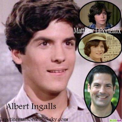 Albert Quinn Ingalls/ Matthew Laborteaux