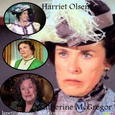 Harriet Olsen / Katherine McGregor
