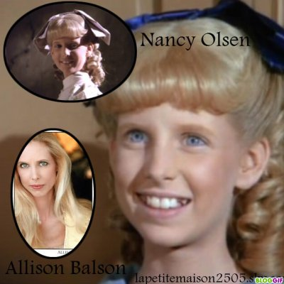 Nancy Oleson/ Alison Balson