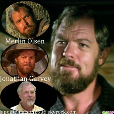 Jonathan Garvey / Merlin Olsen