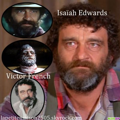 Isaïah Edwards / Victor French