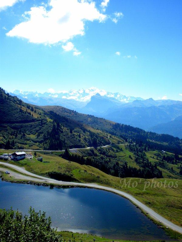 Montagnes - Lacs