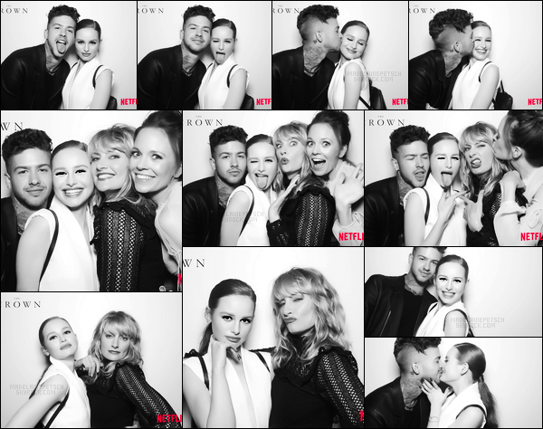 . Voici le Photobooths de Madelaine réalisé durant la « Hollywood Emmy Party » .