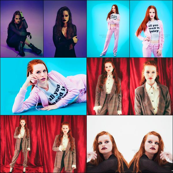 . Découvrez le nouveau shoot de Madelaine pour le «Highsnobiety» magazine ! .
