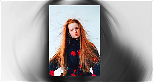 . Madelaine Petsch photographiée par Hart+Lëshkina pour le « V Magazine » .