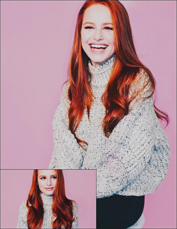 . Madelaine Petsch apparaîtra dans le prochain numéro du « ELLE Magazine » .