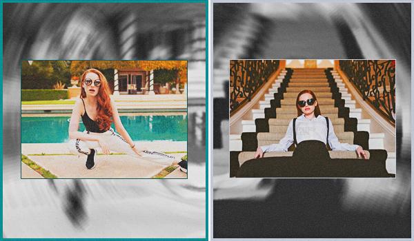 . Découvrez 4 clichés de Madelaine pour la collection « Revaux x Madelaine » .