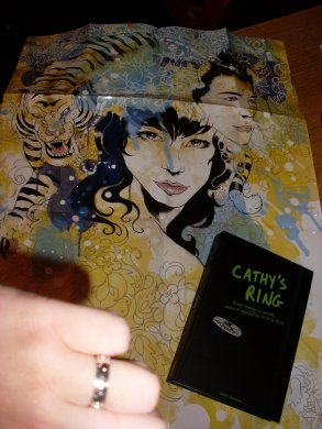 Cathy's Book .★. Cathy's Key.★. Cathy's ring
