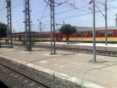 train marocain
