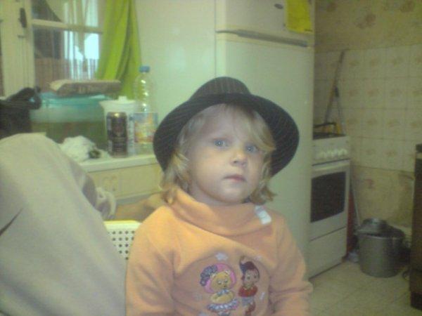 ma petit princesse elle est trop belle