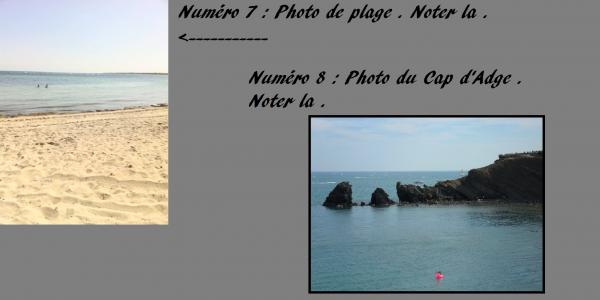 Concurrents Concours Vacances.