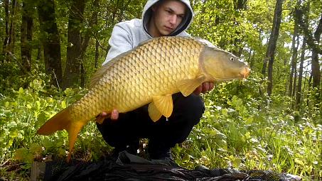 Premier fish de l'année !!