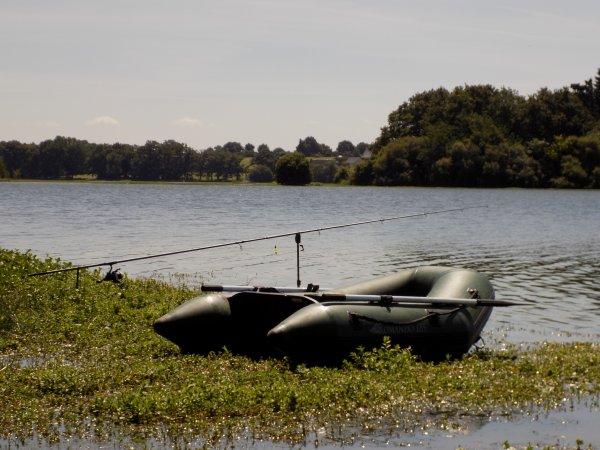 Session en lac