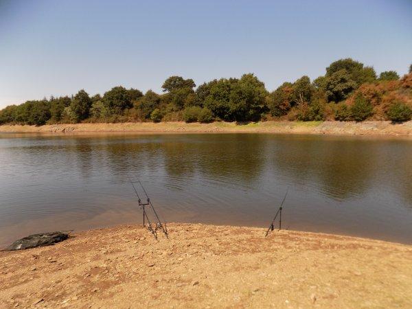Encore une belle session en lac
