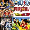 fairytail dragonballz est one piece