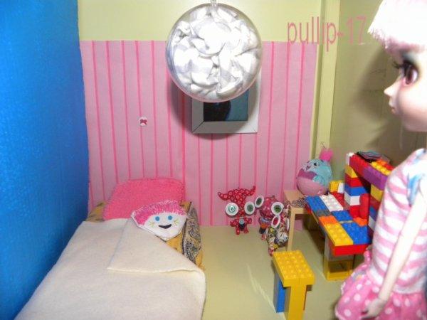chambre de Zoélie