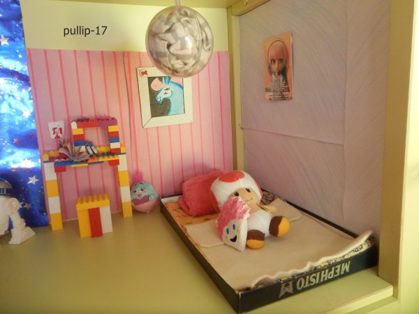 Ma dollhouse !