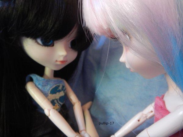séance photo de kim et zoélie (suite)