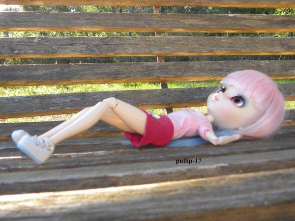 Petite séance photo de Zoélie !