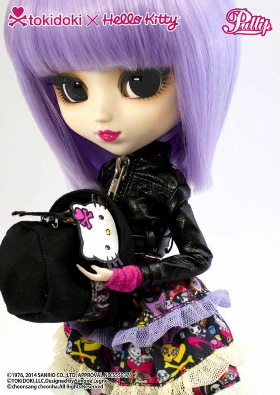 Pullip tokidoki hello kitty ♥