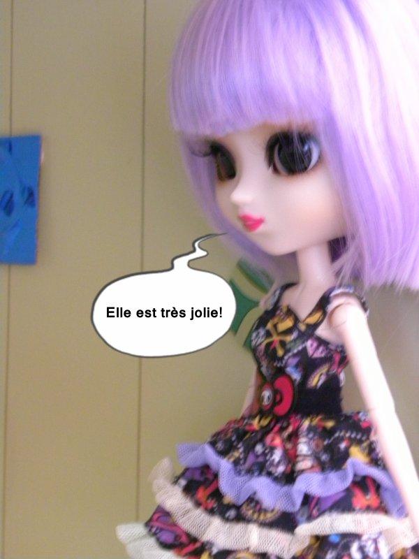 Story: L'arrivée de Molly (suite).