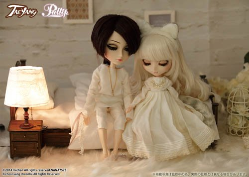 New pullip & taeyang ♥