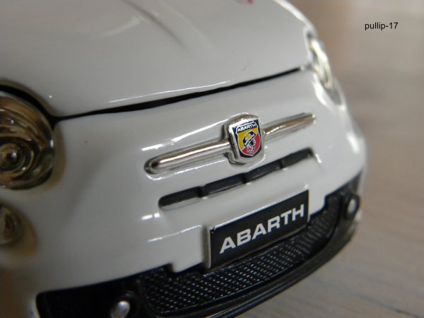 Abarth 500 et Volkswagen New Beetle (suite)