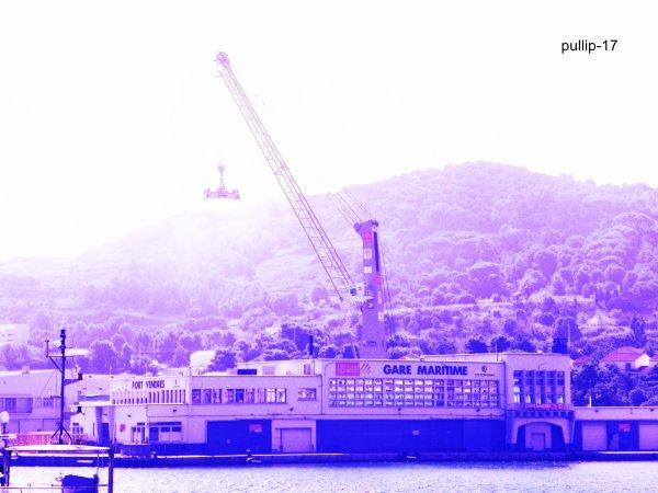 Le port... Les bateaux...