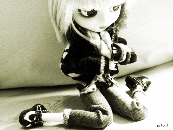 ....................Des photos de ma petite Molly! ...................