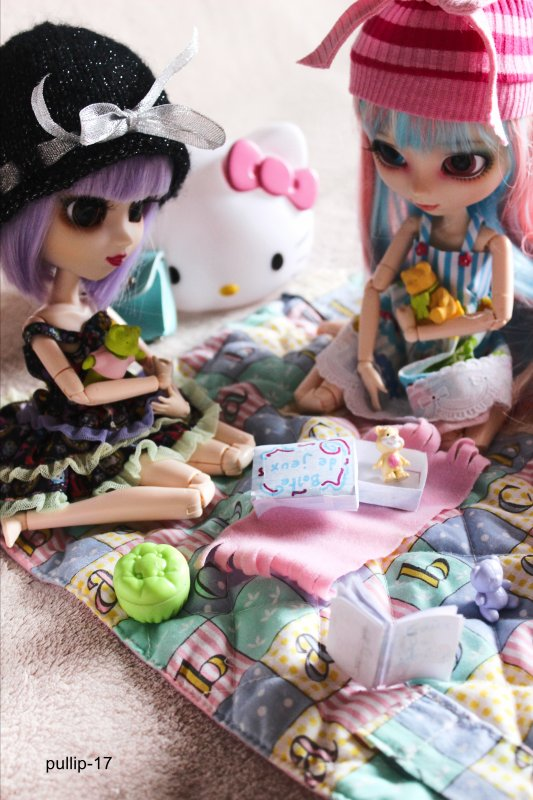 .......... Séance photo Kawaii ..........