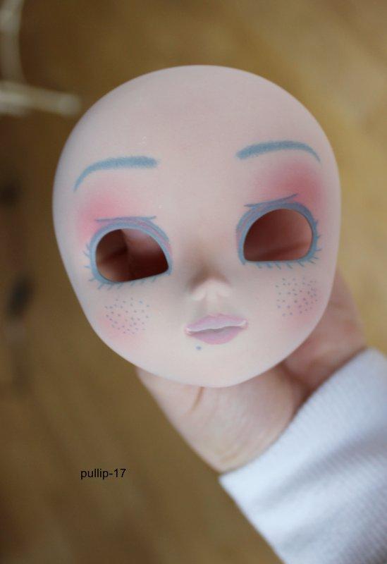 Make up de Nina.