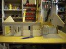 maquette caserne pompier de saint-hubert 3