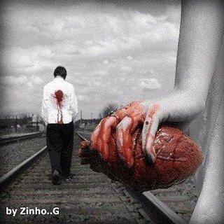 جراح الفراق دائما تنزف من دون توقف في مقرها الذي هو القلب