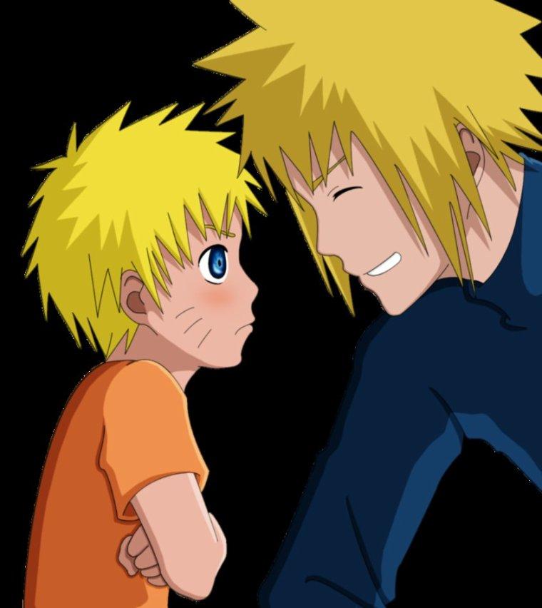 Séance Naruto family