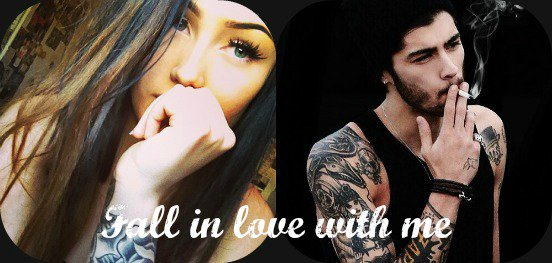 "Prologue :  "" Fall In Love With Me ''"