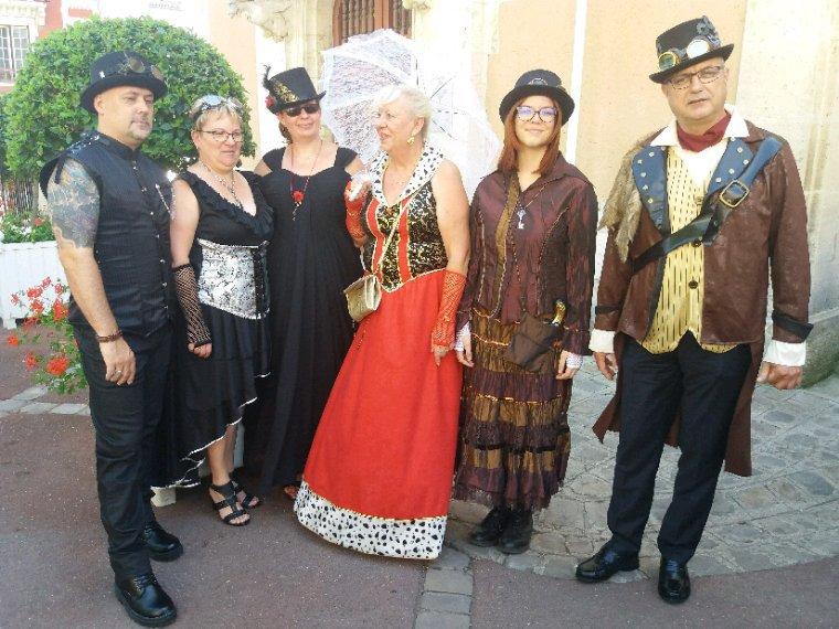 Mariage steampunk