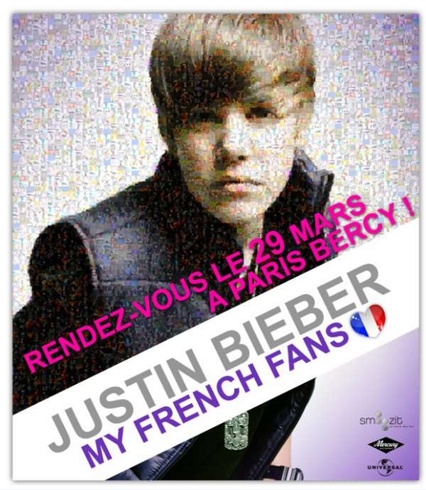 Gagnez votre rencontre avec Justin Bieber !