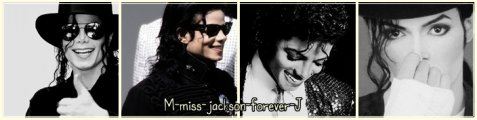 ? M-miss-Jackson-forever-J on sky`rock ! ♥  I. You rock my world ... ♥  ?