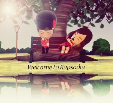 Bienvenue à Rapsodia