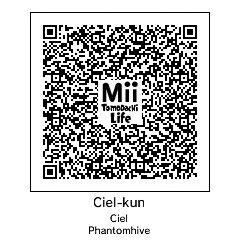 QR code Ciel & Steph