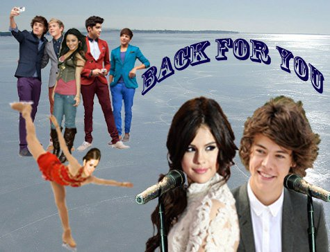 Fiction 1: Back for you <3