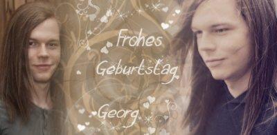 Joyeux anniversaire Georg!!!!!!!!!!!!!!!