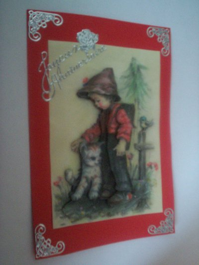 carte aniversaire enfant n°1 (DISPONIBLE)
