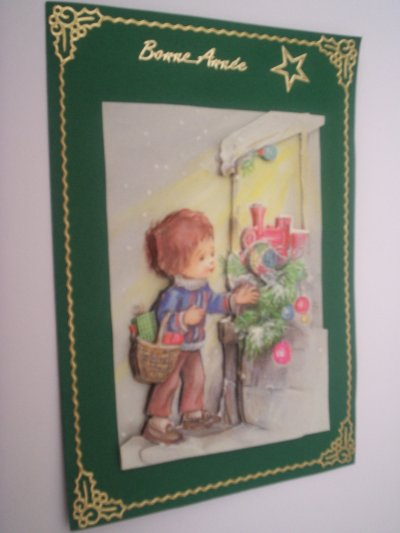 carte bonne annee n°17 ( DISPONIBLE)