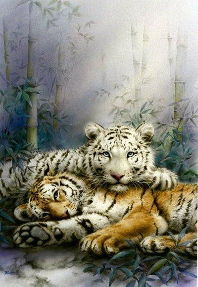 serie tigres