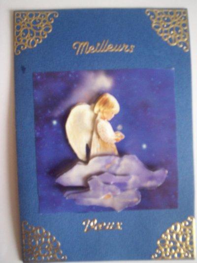carte meilleurs voeux n°12 (VENDU)