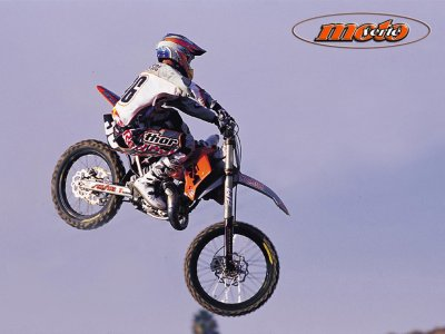 serie cross a motos