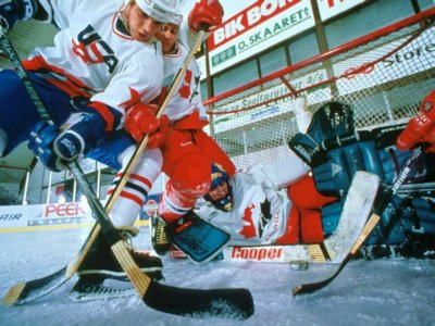 serie hockey sur glace