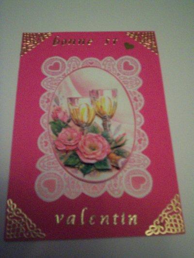 carte bonne st valentin n°4(DISPONIBLE)